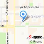 Fix Price на карте Новомосковска