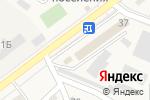 Схема проезда до компании Мебельный двор в Ахтырском