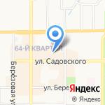 Суши Фуд на карте Новомосковска