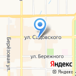 Все сумки на карте Новомосковска