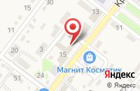 Схема проезда до компании Почтовое отделение №300 в Ахтырском
