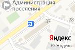 Схема проезда до компании Сладкоежка в Ахтырском