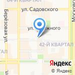 Росгосстрах на карте Новомосковска