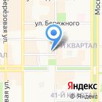 71 регион на карте Новомосковска