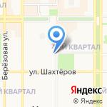 icloudvape на карте Новомосковска