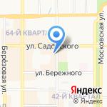 Fedor Popov на карте Новомосковска
