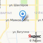 Интерьер кухни на карте Новомосковска