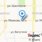 XXI век на карте Новомосковска