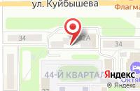 Схема проезда до компании Стройгарант в Новомосковске