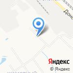 Бытхимия на карте Новомосковска