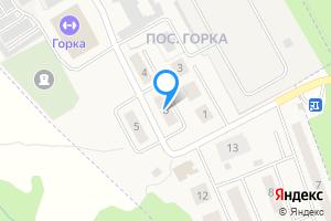 Двухкомнатная квартира в Бронницах Раменский район п.Горка дом 6