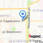 Мир-IT на карте Новомосковска