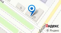 Компания Близнецы на карте