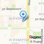 Valentina на карте Новомосковска