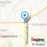 Пиво для всех на карте Новомосковска