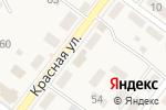Схема проезда до компании Банкомат, Крайинвестбанк, ПАО в Ахтырском