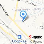 Мебель сити на карте Новомосковска