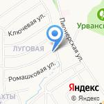 Интерьер-fresh на карте Новомосковска