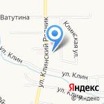 Строй Мастер на карте Новомосковска