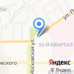 Ин-Авто на карте Новомосковска