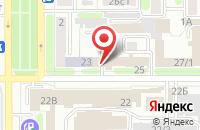 Схема проезда до компании Стройдеталь в Новомосковске