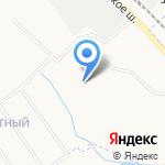 Детский сад №5 на карте Новомосковска