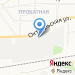 Хозпромторг на карте Донского
