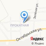 Детский сад №18 комбинированного вида на карте Донского