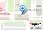 ВОИ Всероссийское общество инвалидов на карте