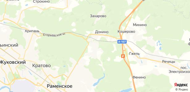Игумново на карте
