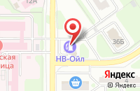 Схема проезда до компании PRO Тур в Новомосковске