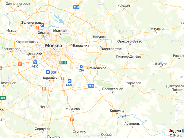 деревня Старково на карте