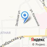 Финансовое управление на карте Донского