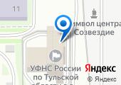 Межрайонная инспекция Федеральной налоговой службы России №9 по Тульской области на карте