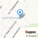 Детский сад №8 на карте Донского
