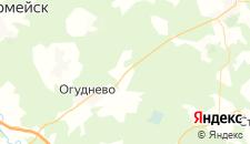 Отели города Малые Петрищи на карте