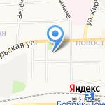 Дом культуры им. Молодцова на карте Донского