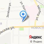 От склада на карте Донского