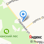 Гледа на карте Новомосковска