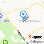 БМ Кемикалс на карте Новомосковска