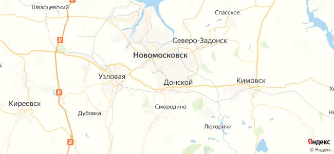 125 маршрутка в Новомосковске