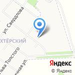 Поликлиника на карте Донского