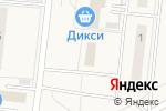 Схема проезда до компании Администрация сельского поселения Сафоновское в Дубовой роще
