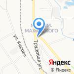 Каро-ГСМ на карте Донского