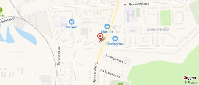 Карта расположения пункта доставки 220 вольт в городе Углич