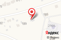 Схема проезда до компании Детский сад №30 в Смородино