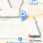 Узнавайка на карте Донского