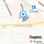 Совкомбанк на карте Донского
