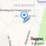 Другая мебель на карте Новомосковска