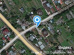 Московская область, деревня Литвиново, Раменский район